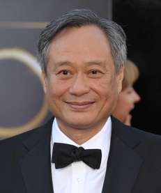 Director Ang Lee arrives at the Oscars at