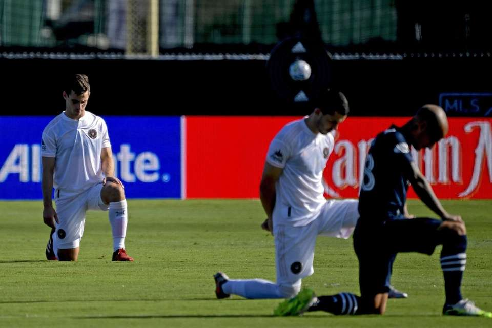 Dylan Nealis #18 of Inter Miami CF along