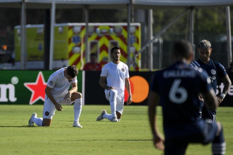 Will Trapp #6 of Inter Miami CF along