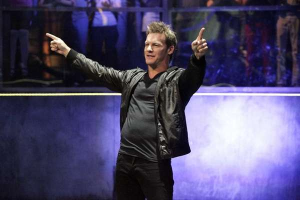 "Chris Jericho on ""Robot Combat League,"" ""Fight Night"