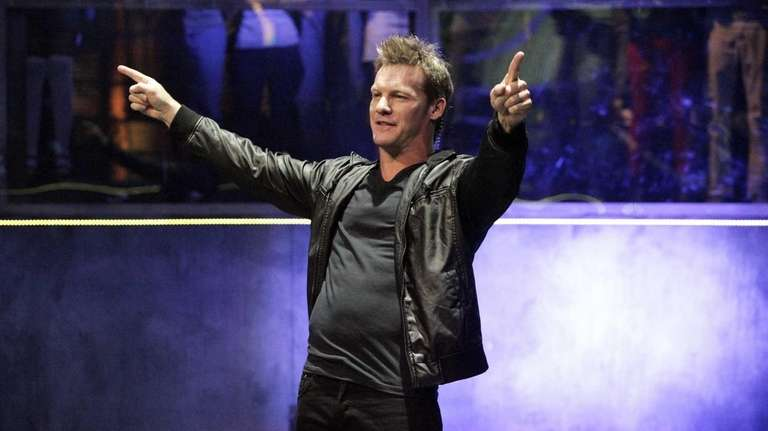 Chris Jericho on