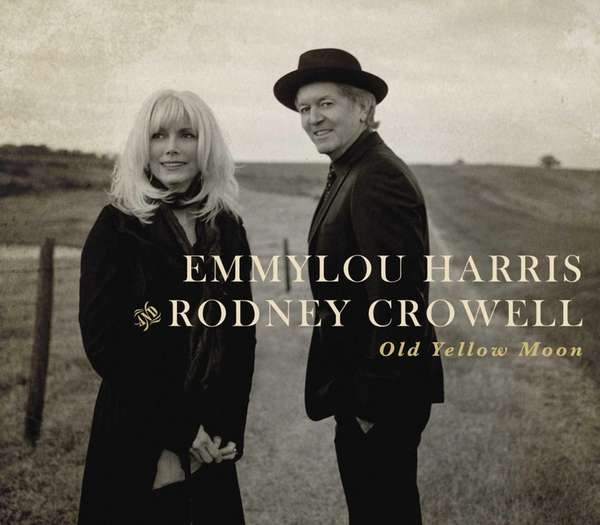 """Old Yellow Moon"" by Emmylou Harris and Rodney"