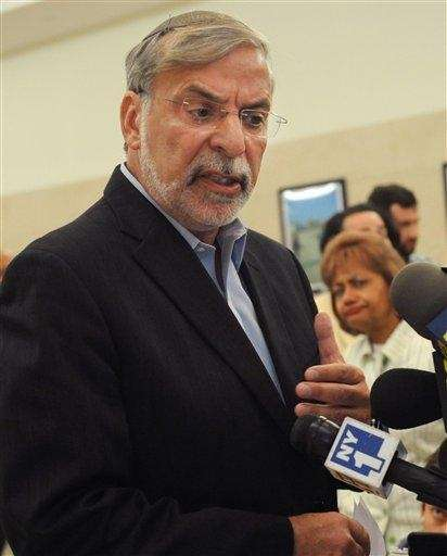 In this Aug. 29, 2012 file photo, Assemblyman