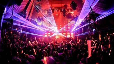 Dance the night away at Marquee at the