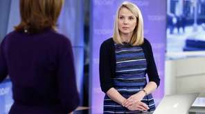 Yahoo CEO Marissa Mayer on NBC News'