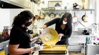 J. Carolyn Thompson opened her soul food restaurant,