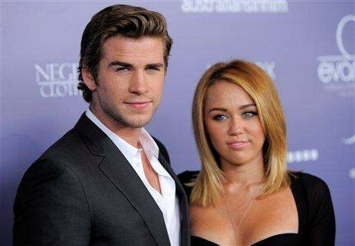 Liam Hemsworth, an honoree at the Australians in