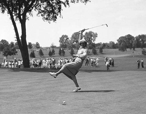 Didrikson was a multi-talented athlete who won medals