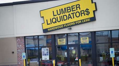A company store in Illinois; the retailer changed