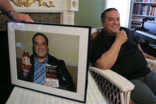 Joe Gannascoli of East Rockaway, who played Vito