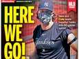 The cover for Newsday's 2020 MLB preview special