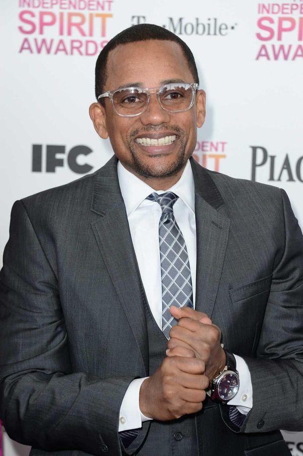 Hill Harper attends the 2013 Film Independent Spirit