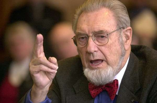 Former U.S. Surgeon General Dr. C. Everett Koop