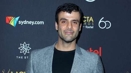 Fayssal Bazzi attends the 2018 AACTA Awards