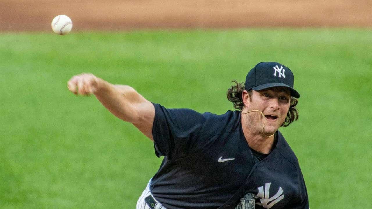On Wednesday,Yankees pitcher Gerrit Cole, GM Brian Cashman