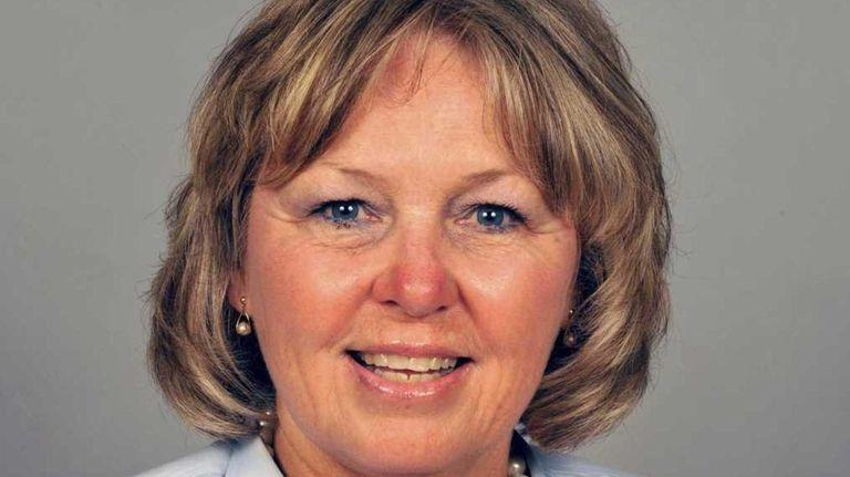 Nassau County Legislator Denise Ford. (June 24, 2011)