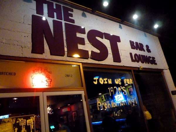 On Feb. 27, The Nest Bar & Lounge