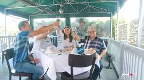 The Carvalho family talks reopening their Mineola restaurant