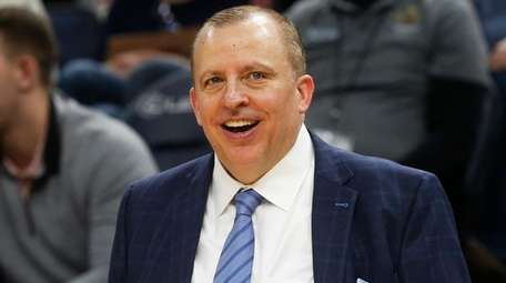 Former Timberwolves coach Tom Thibodeau remains the favorite