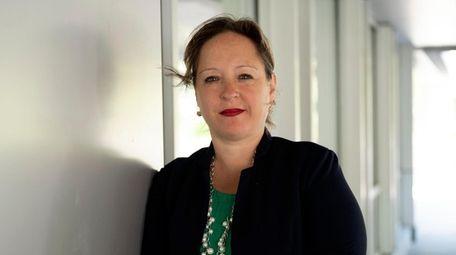 Rebecca Sanin, president of the Health and Welfare