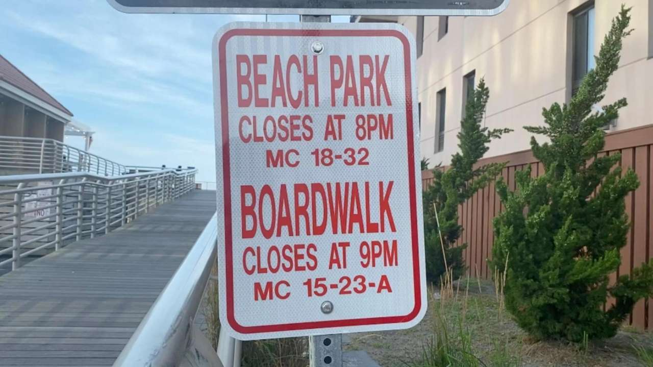 New Long Beach beach and boardwalk opening and