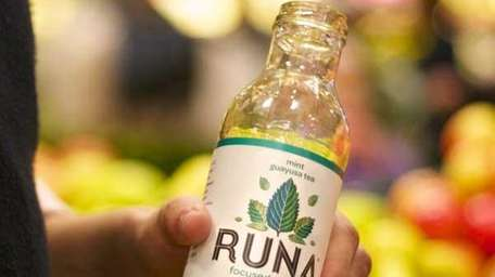 Runa Tea is a Brooklyn-based company.