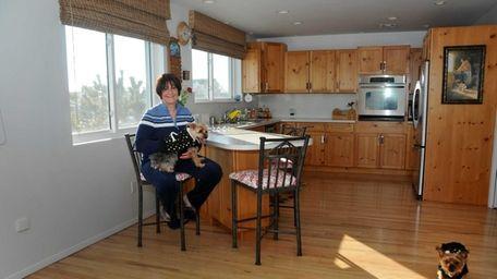 Judy Mandala wants to sell her Shirley home
