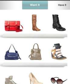 Steve Madden launched a free iPhone app for