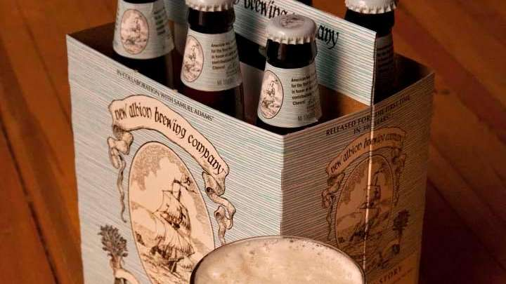 If you're looking for something new Samuel Adams