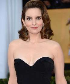 Actress Tina Fey attends the 19th Annual Screen