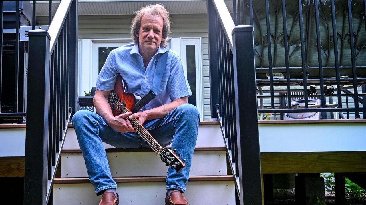 Charlie Kulis, a retired teacher and former rocker