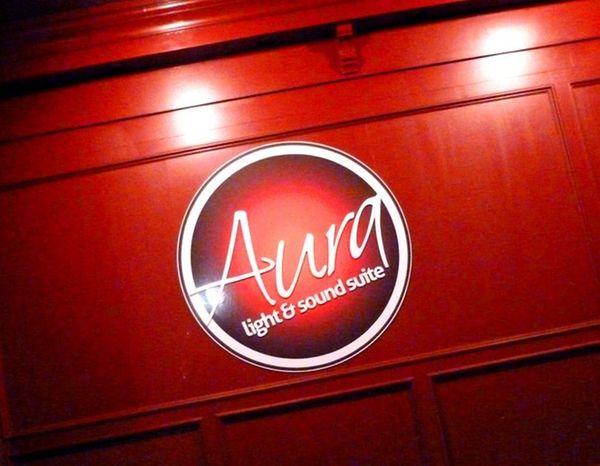 Aura Light & Sound Suite nightclub in East