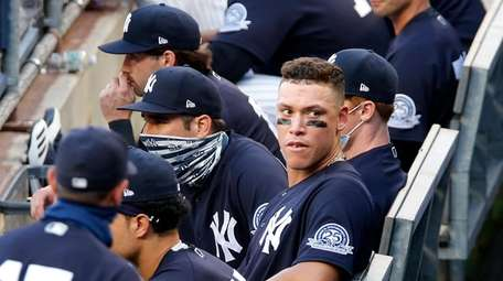 Aaron Judge and the Yankees have turned all
