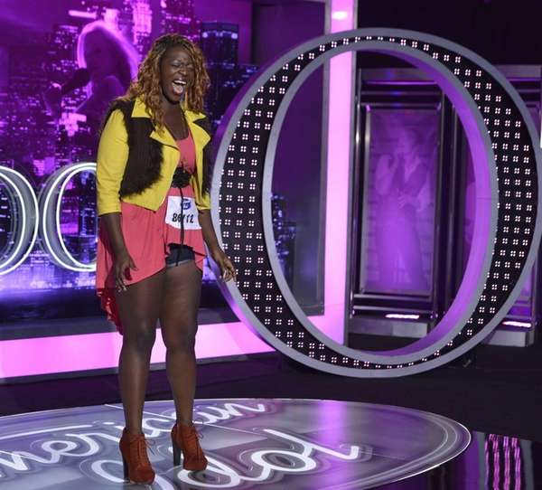 """American Idol"" Season 12 Top 40: Zoanette Johnson,"