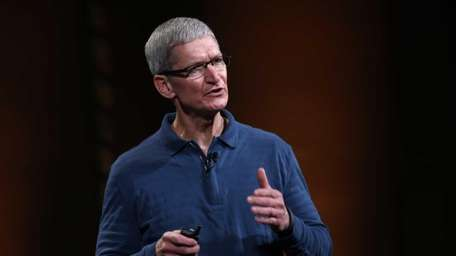 Apple chief executive Tim Cook is seeking