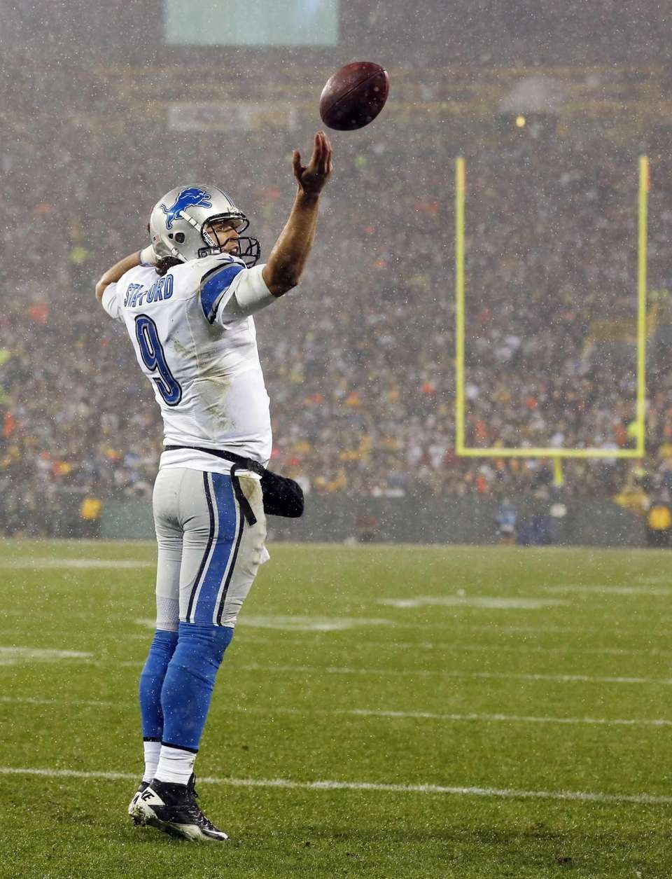 2009: MATTHEW STAFFORD, QB, Detroit Lions Injured much