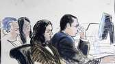 "Accused ""cannibal cop"" Gilberto Valle, as seen in"