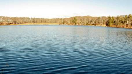 A file photo of Laurel Lake.