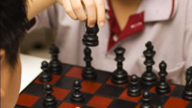 Reader Ken Young recalls playing competitive chess against