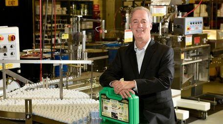 Jon Cooper, president of Spectronics at the Westbury