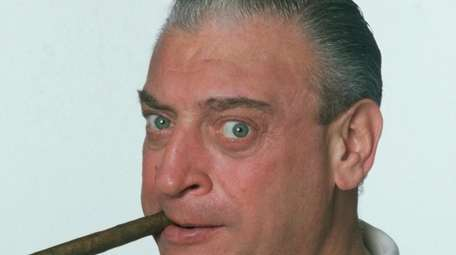 "Rodney Dangerfield in ""Caddyshack."""