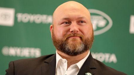 Joe Douglas believes the Jets are in better