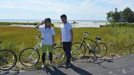 East End Bike Tours, based in Mattituck, offers