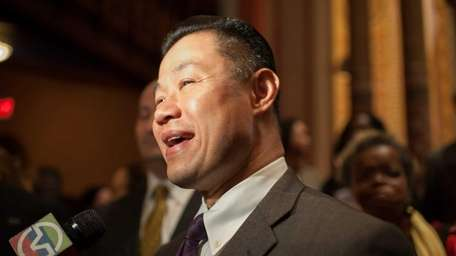 New York City Comptroller John Liu is seeking