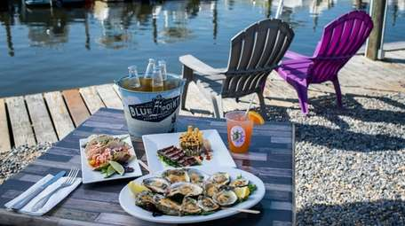 JT's On The Bay in Blue Point offers
