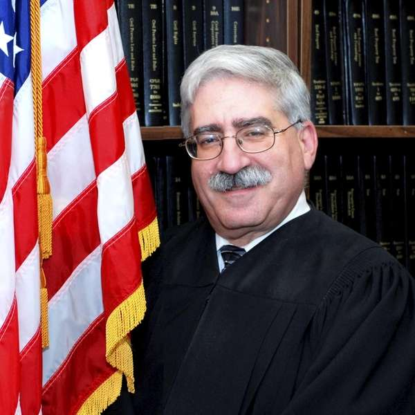 Nassau County Judge Joel Asarch is shown in