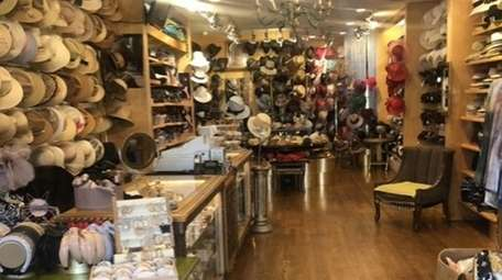 Sherel's Hats & Accessories in Cedarhurst has provided