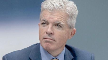 Suffolk County Executive Steve Bellone on Jan. 11,