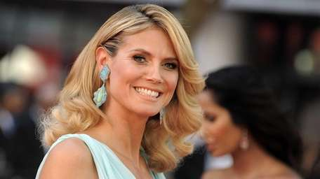 Heidi Klum has been named the fourth judge