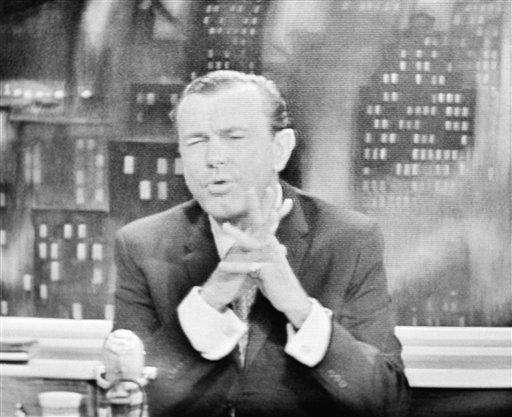 Jack Paar hosted